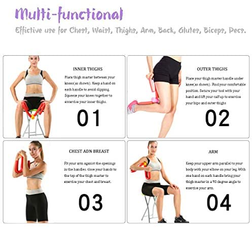ynxing multifunctional thigh master muscle fitness